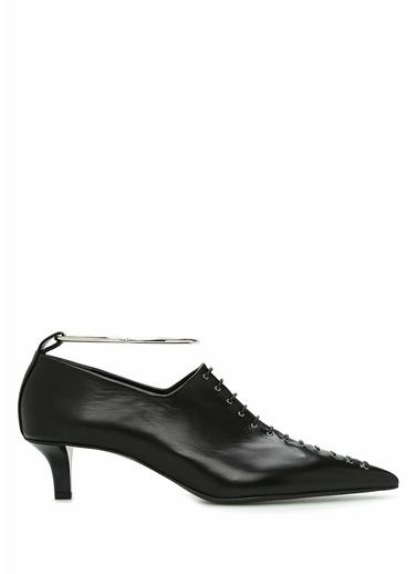 Jil Sander Ayakkabı Siyah